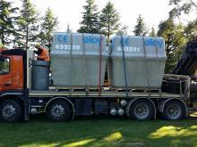 Darfield Public Toilet - 2 x Oxyfix NZ8PE